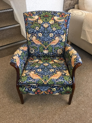 Froxfield Parker Knoll upcycled
