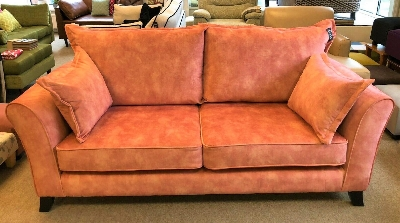 Halifax 3 seater full back sofa