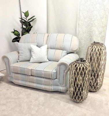 Balmoral 2 seater full back sofa