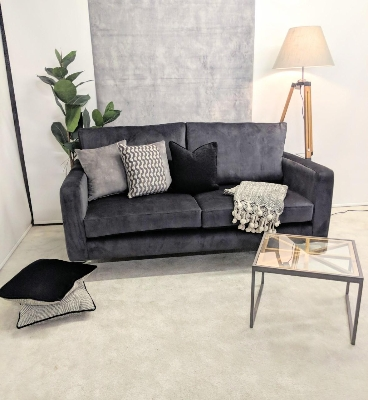 Olivia Full back 3 Seater sofa