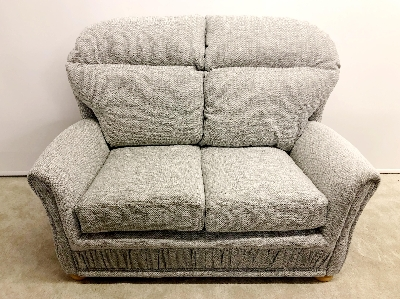 York 2 seater full back sofa
