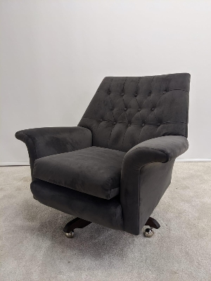 Rare G Plan low back Blofeld vintage chair