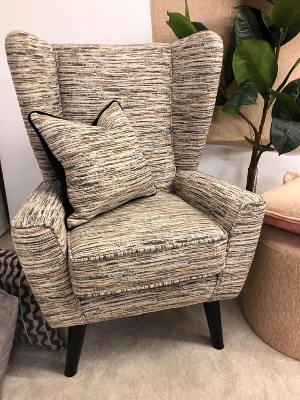Edenfield weave chair