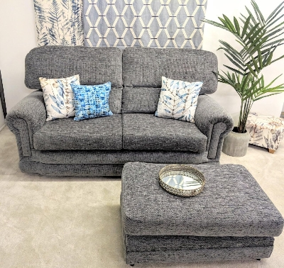 Emily 3 seater full back sofa